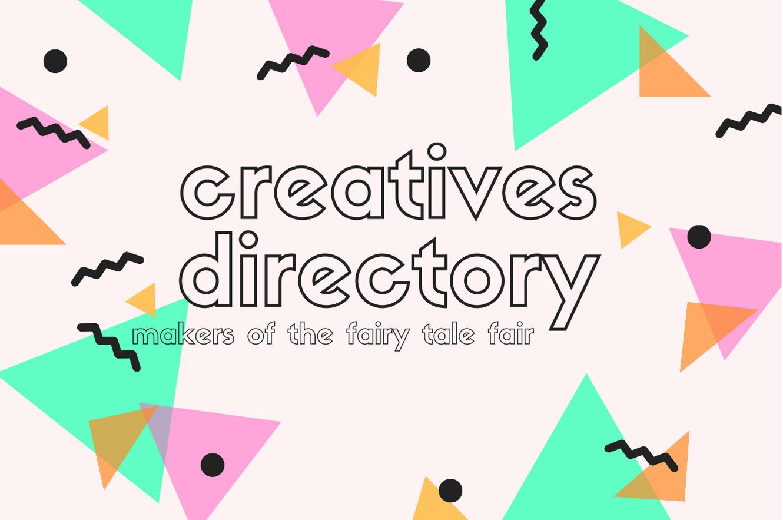 the fairy tale fair online creatives directory
