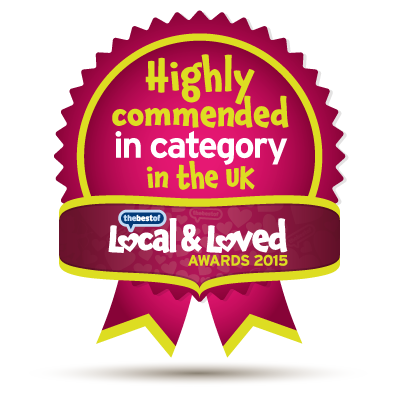 Local and Loved 2015---Highly-Commended-in-Category