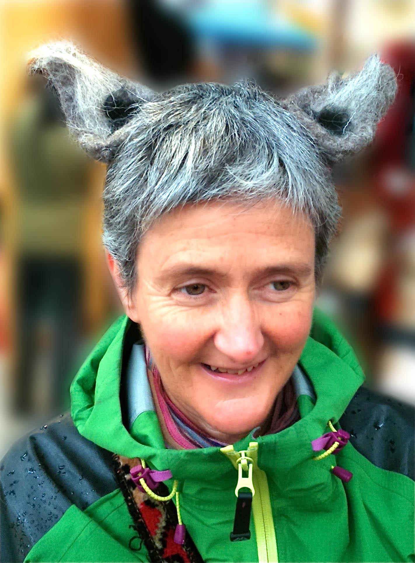 wolf ears photo