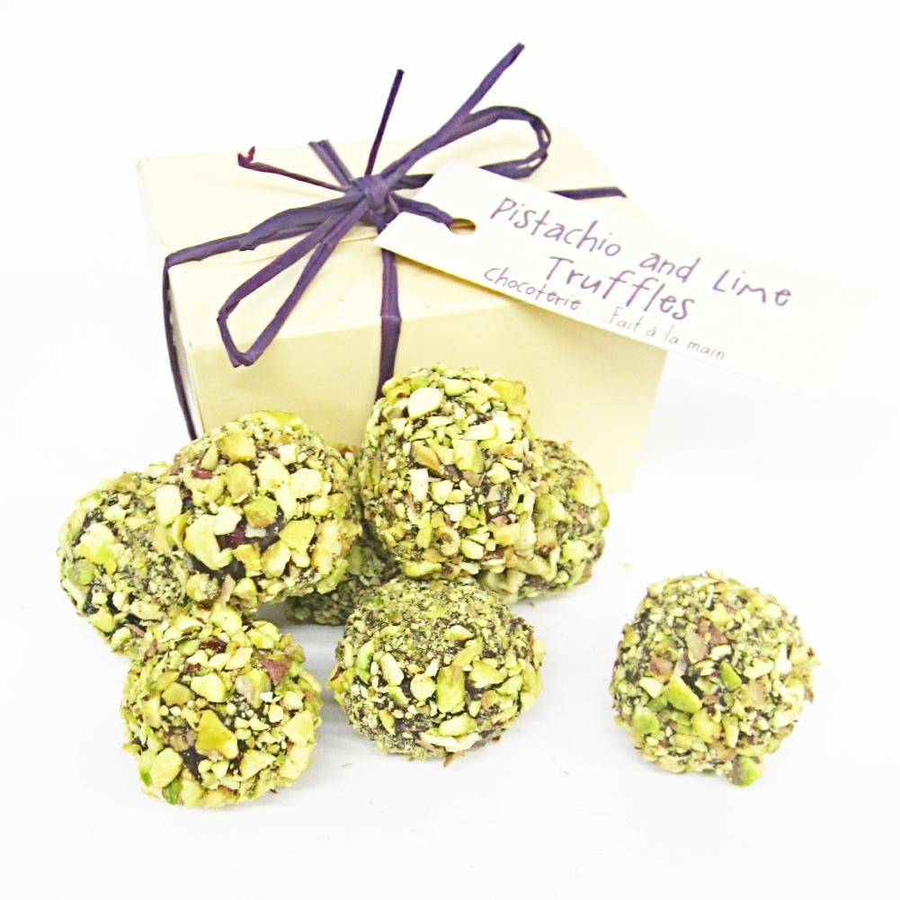 pistach lime box