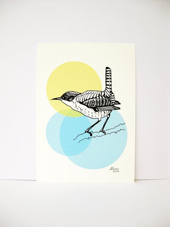 Wren print