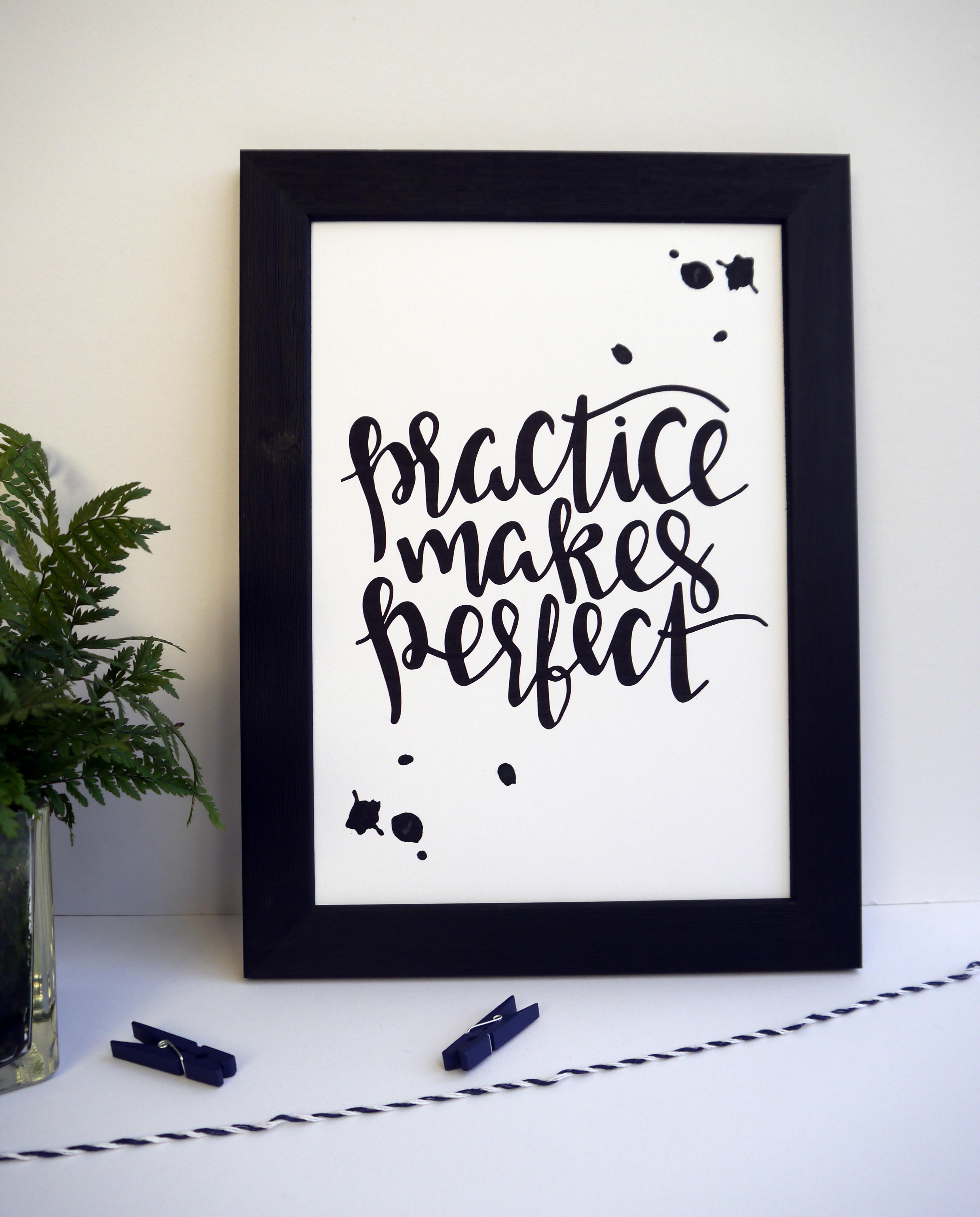 practice standing