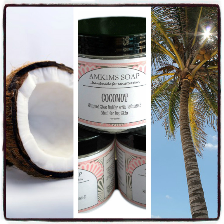Coconut Shea Butter Picture