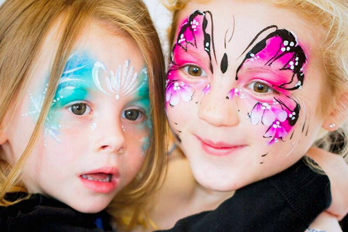 tick-boom-face-painting