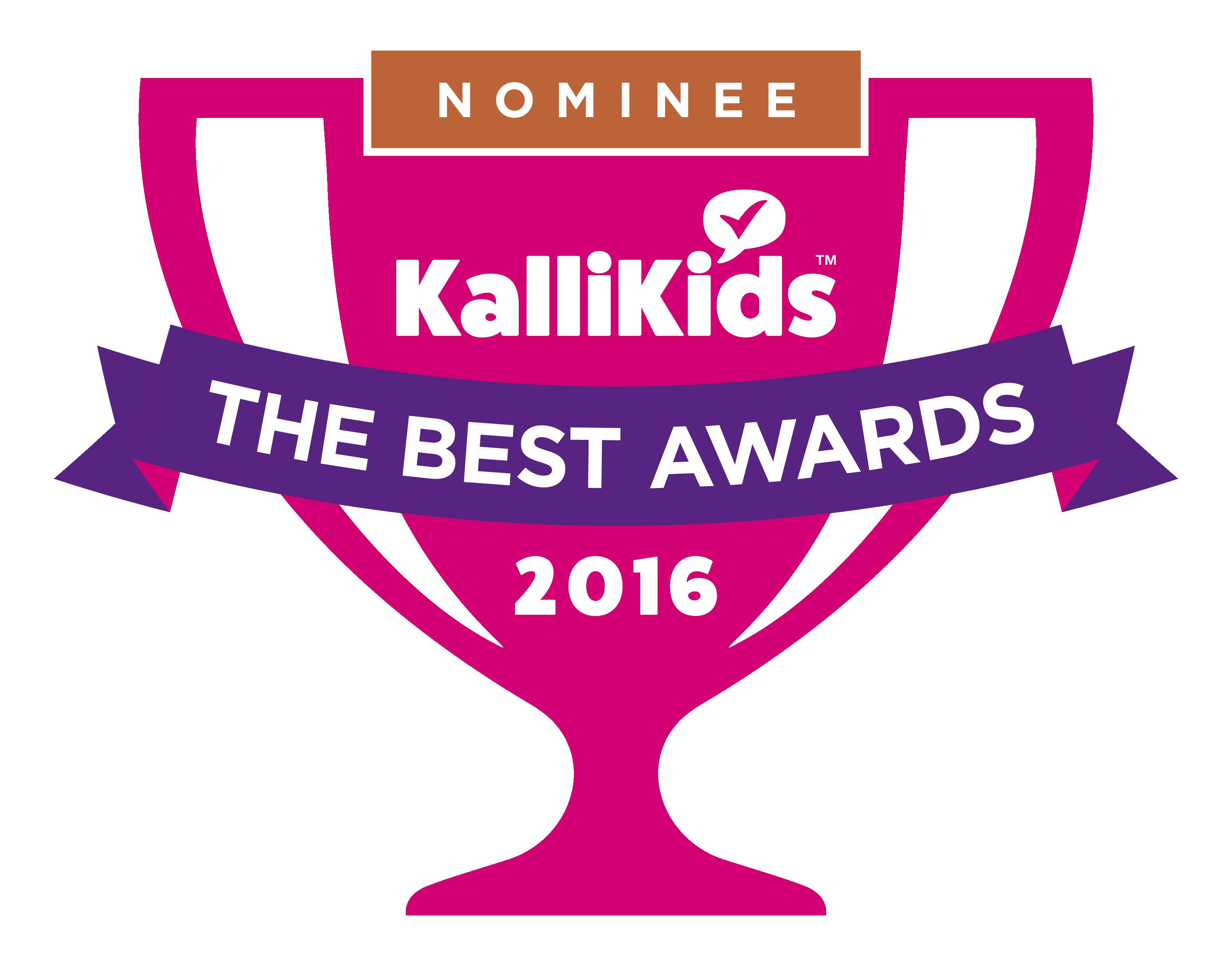 KalliKids Awards Nominee