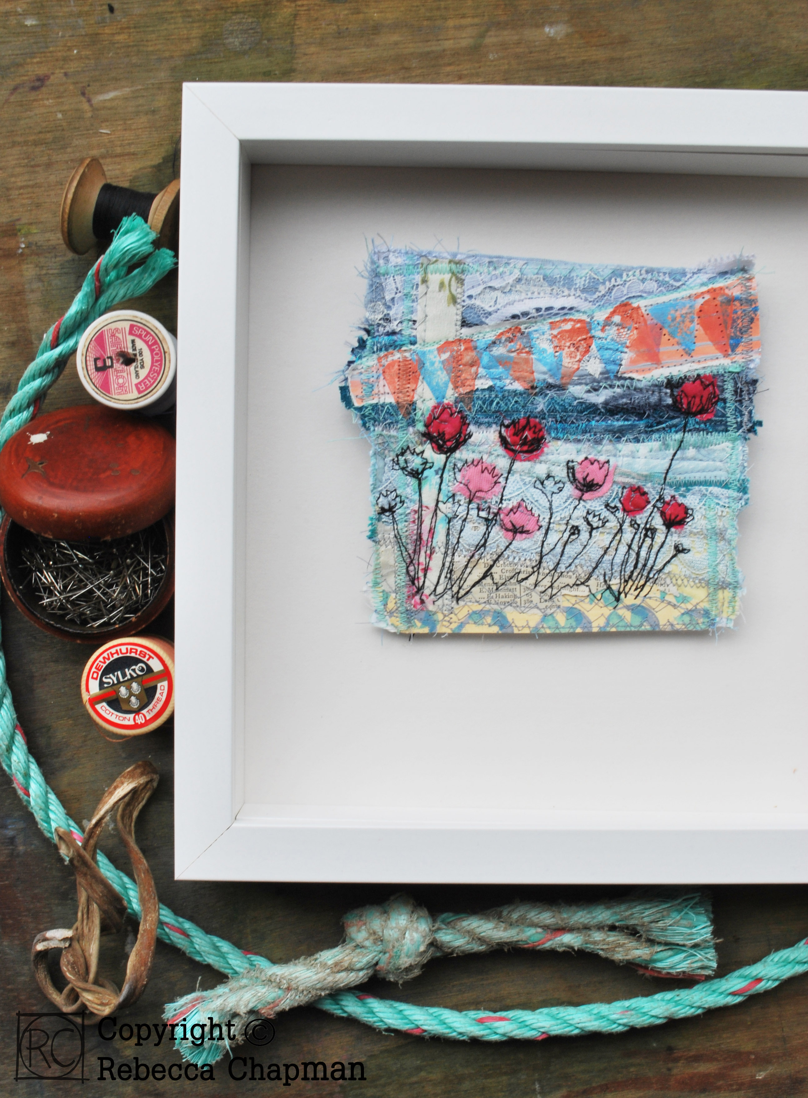 Sea Thrift - Rebecca Chapman