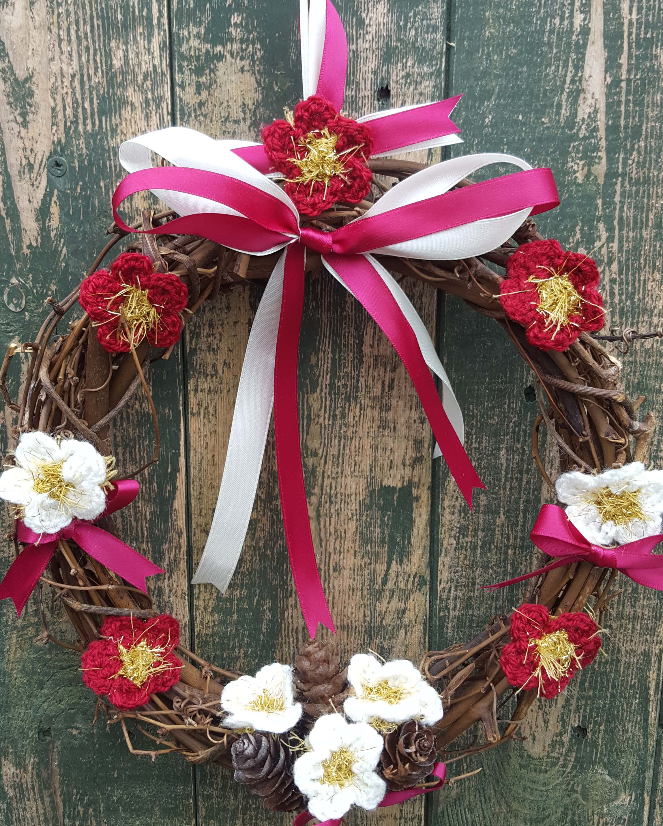 RW Christmas Wreath