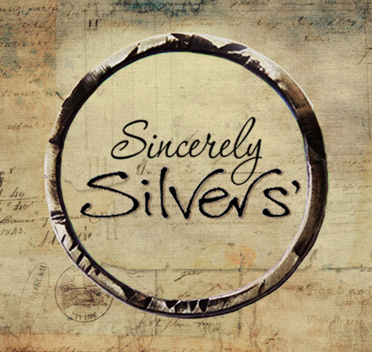 silvers logo with writing