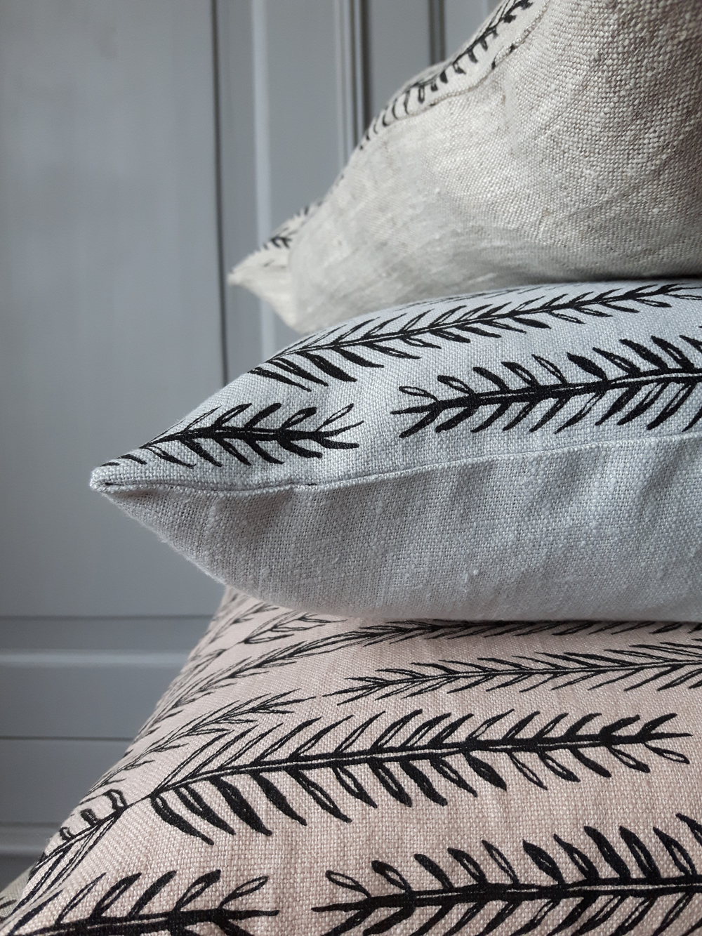 Cushions-stacked