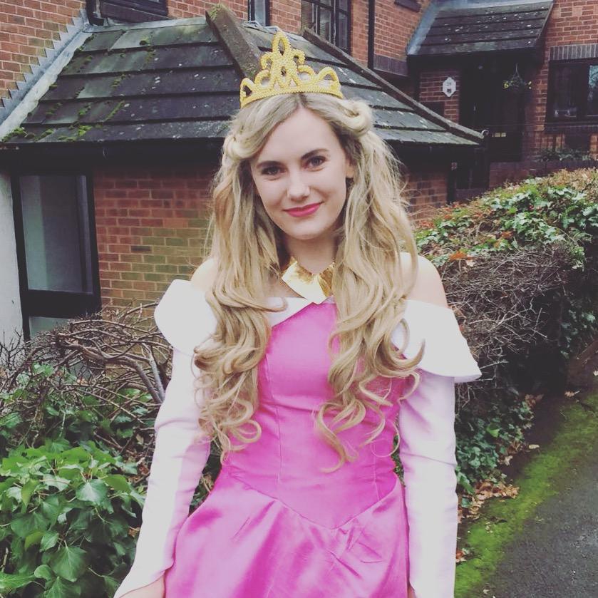 Anastasia as Aurora (1)