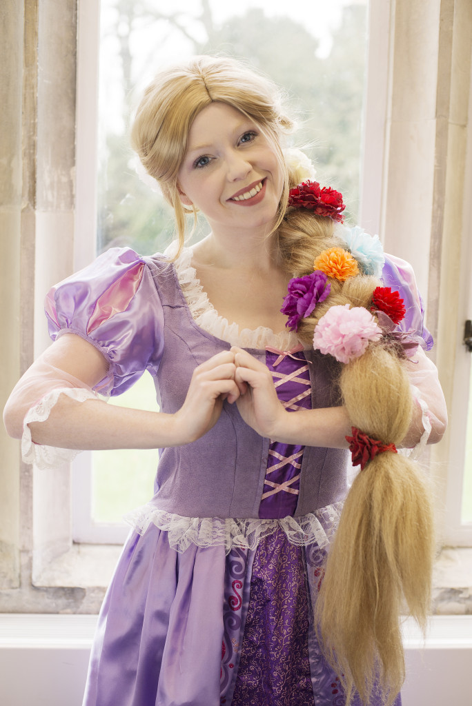 Rosie as Rapunzel (1)