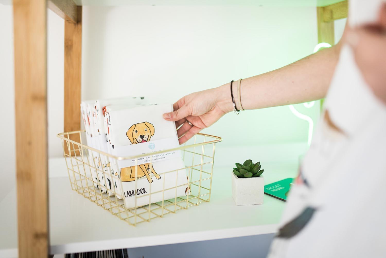 Fond Company - animal tea towels