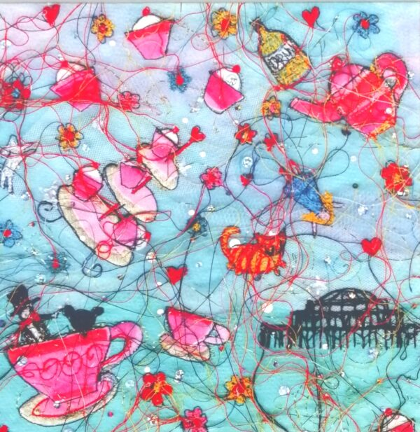 Heidi Rhodes Textiles