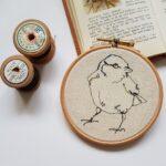 Gemma Rappensberger Embroidery