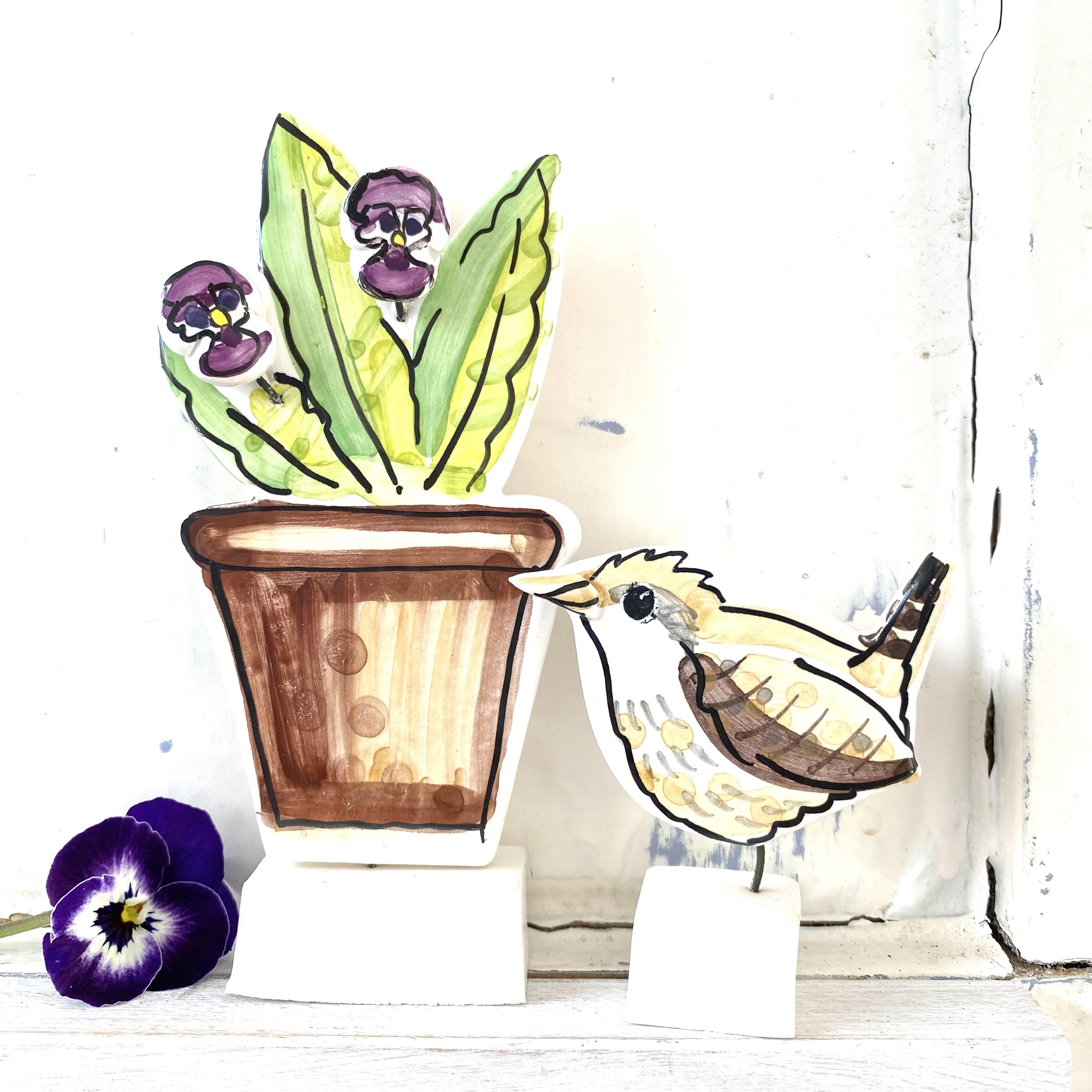 Louise Crookenden-Johnson bird