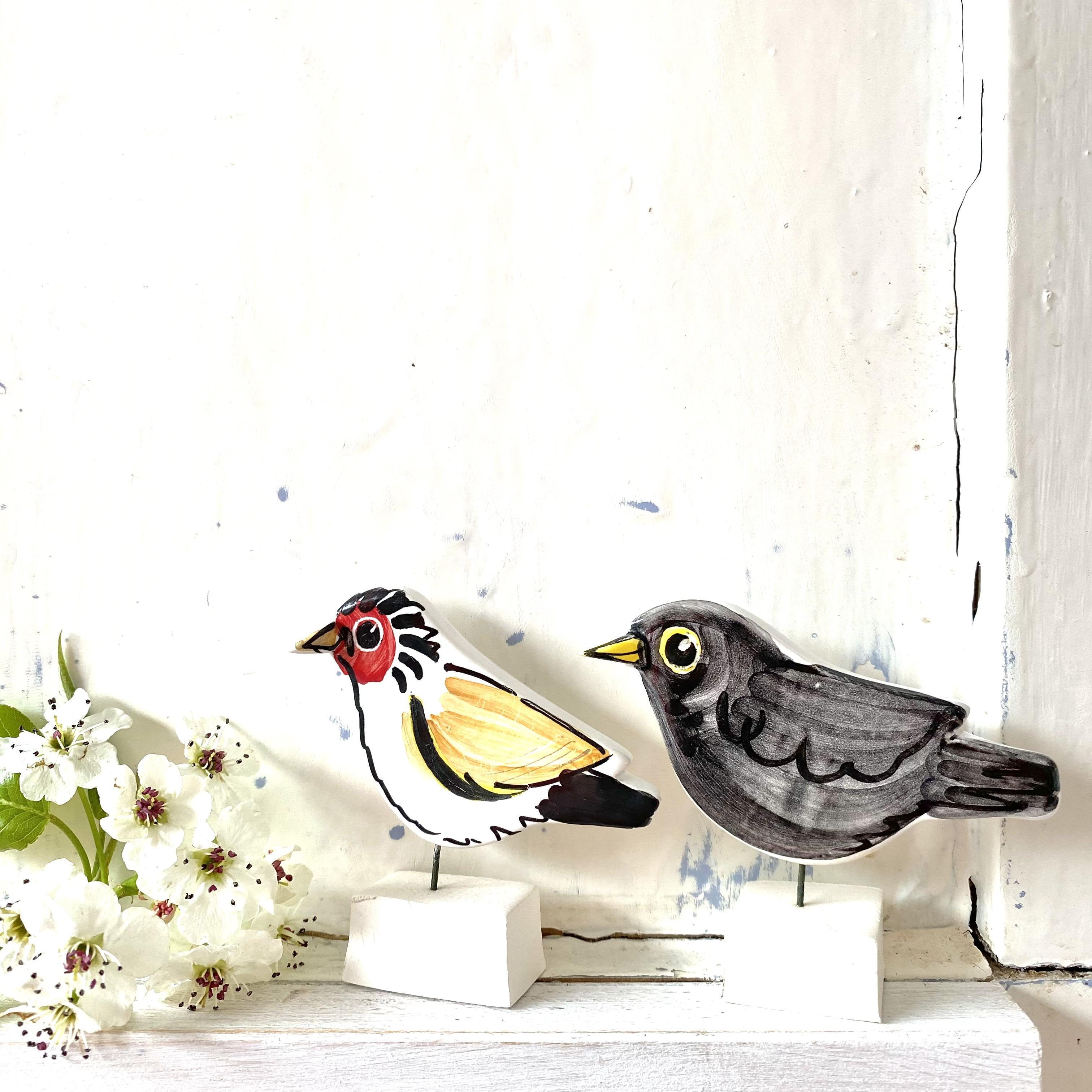 Louise Crookenden-Johnson birds