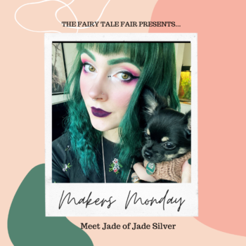 Makers monday Jade silver