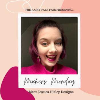 Jess Hislop Meet the Maker