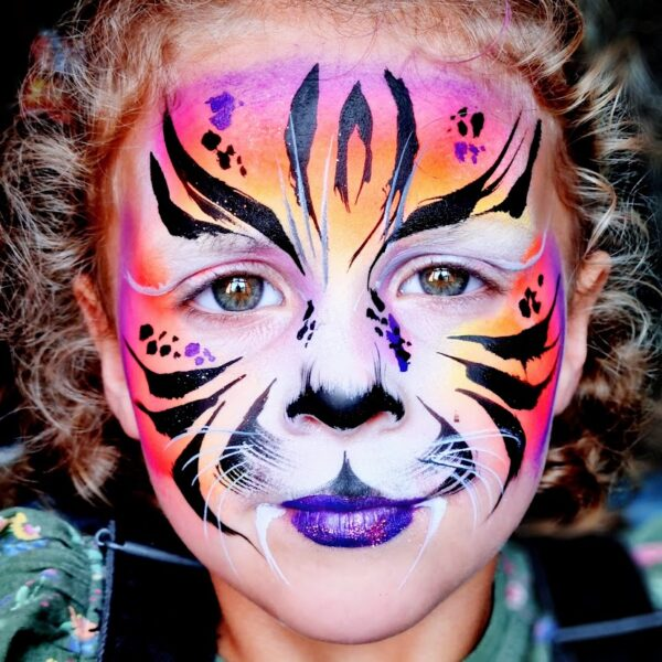 Tick Boom Face Painting & Body Art